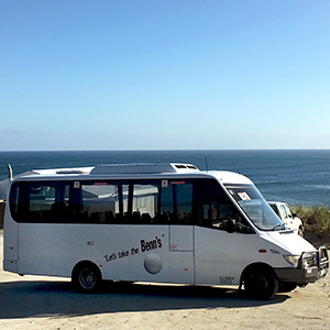 King Island Benns' Bus Tours