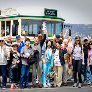 Hobart City Coach Tour