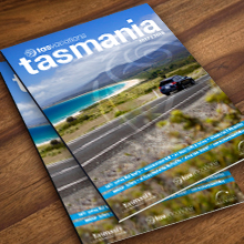 TasVacations Tasmania Holiday Travel Brochure