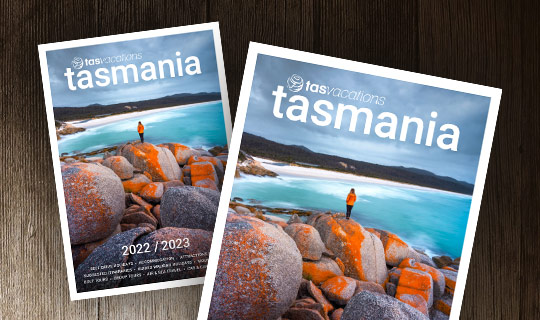 Tasmania Holiday Packages, Accommodation and Attractions Brochure TasVacations
