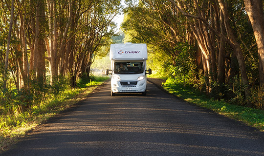 Campervan & Motorhome Hire in Tasmania