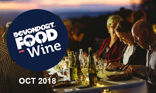 Devonport Food & Wine Festival 2018