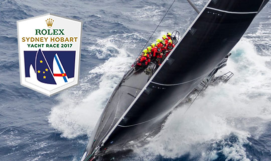 2016 ROLEX Sydney to Hobart Yacht Race