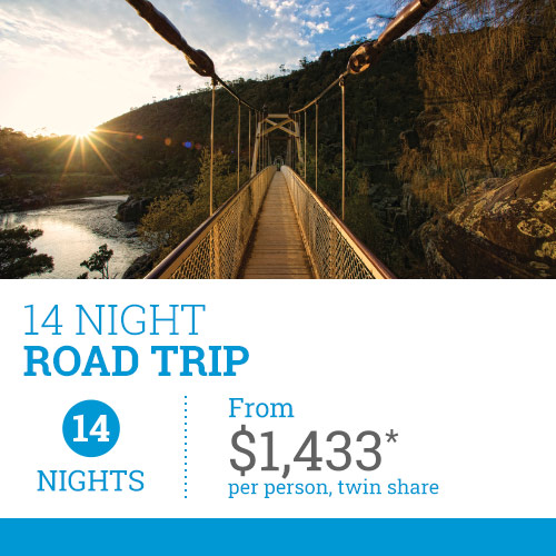 TasVacations Tasmania Holiday Package - 14 Night Road Trip