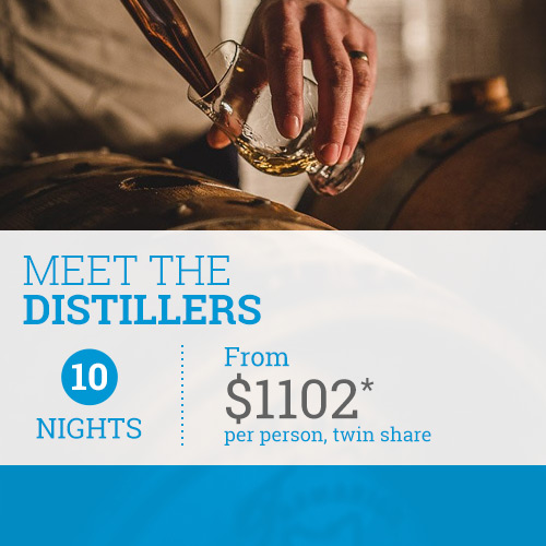 TasVacations Tasmania 10 Night Meet The Distillers Self-Drive Holiday Package