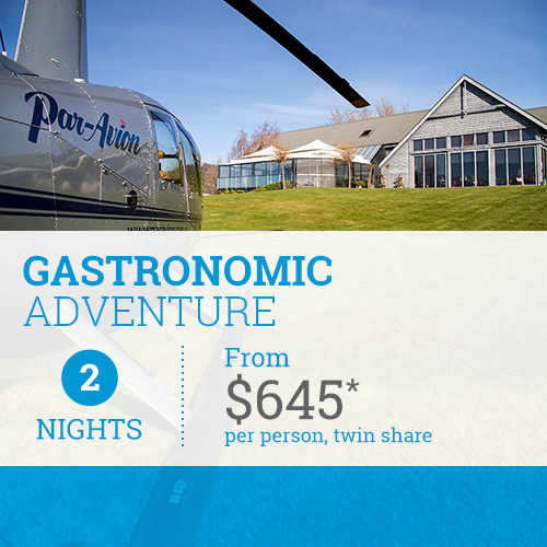 TasVacations Tasmania 2 Night Gastronomic Adventure Holiday Package