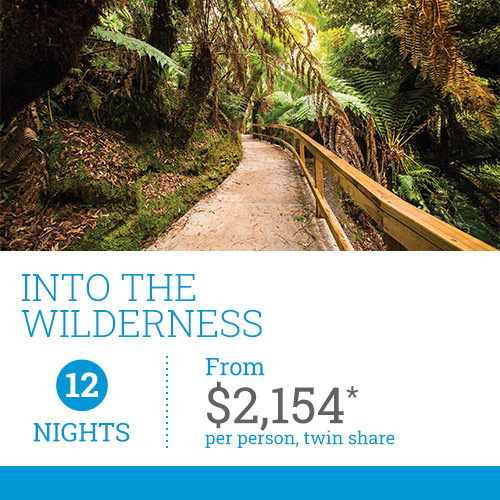 TasVacations Tasmania 7 Night Into The Wilderness Holiday Package