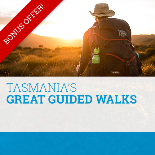 Tasmania's Great Guided Walks