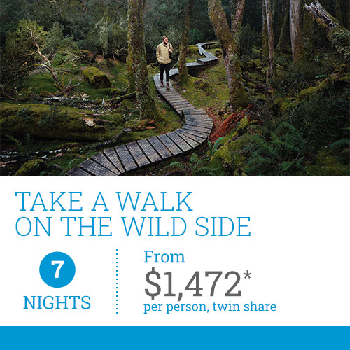 TasVacations Tasmania 9 Night Take A Walk On The Wild Side Holiday Package